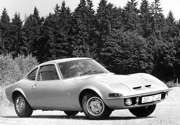 wallpapers opel gt 1968 3 b